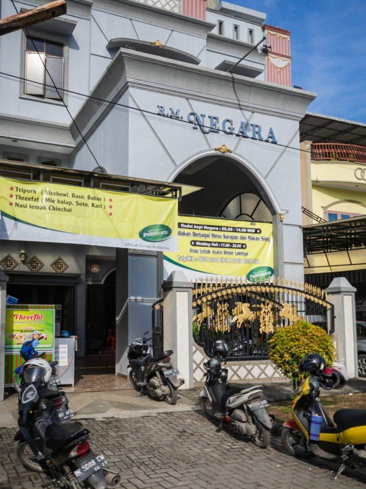 Ationg Kwetiau Theng & Tripork, Duo jagoan di RM Negara 1