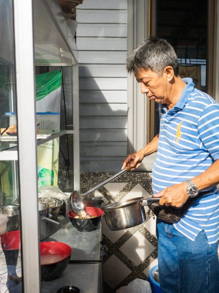 Ationg Kwetiau Theng & Tripork, Duo jagoan di RM Negara 4