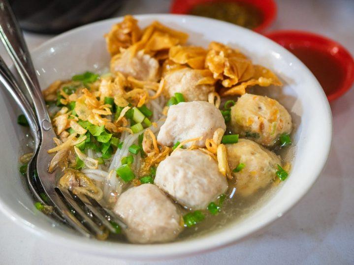 Ationg Kwetiau Theng & Tripork, Duo jagoan di RM Negara 14