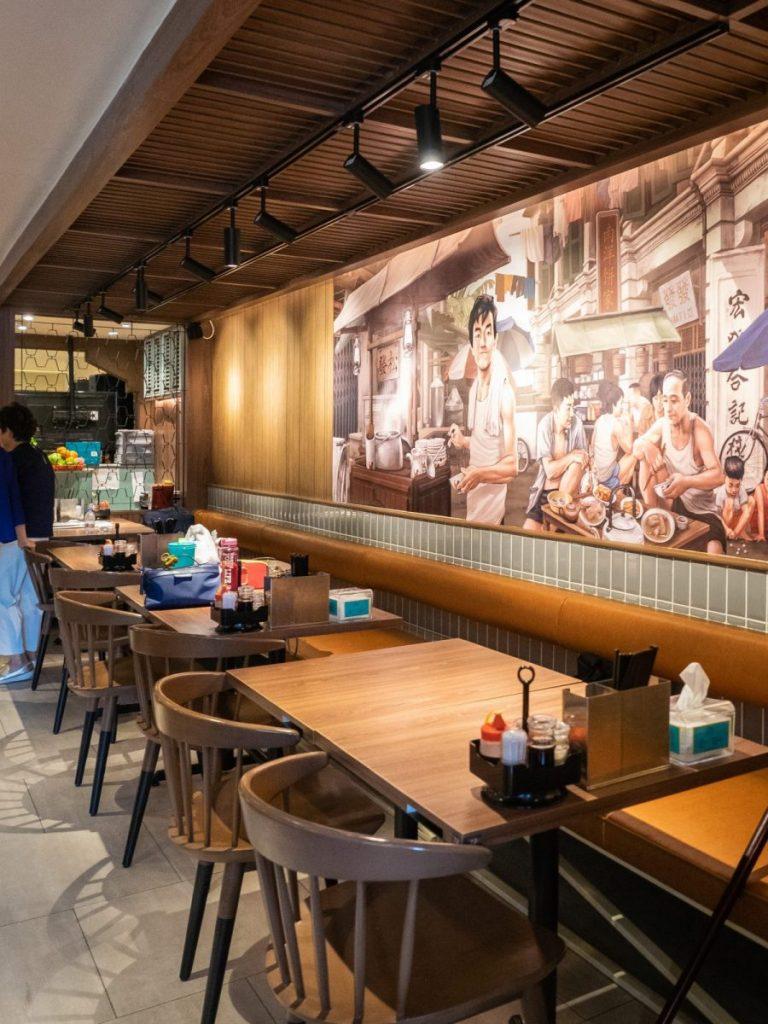 Song Fa BKT - The First Michelin Guide's Bib Gourmand  Award Restaurant in Medan 6