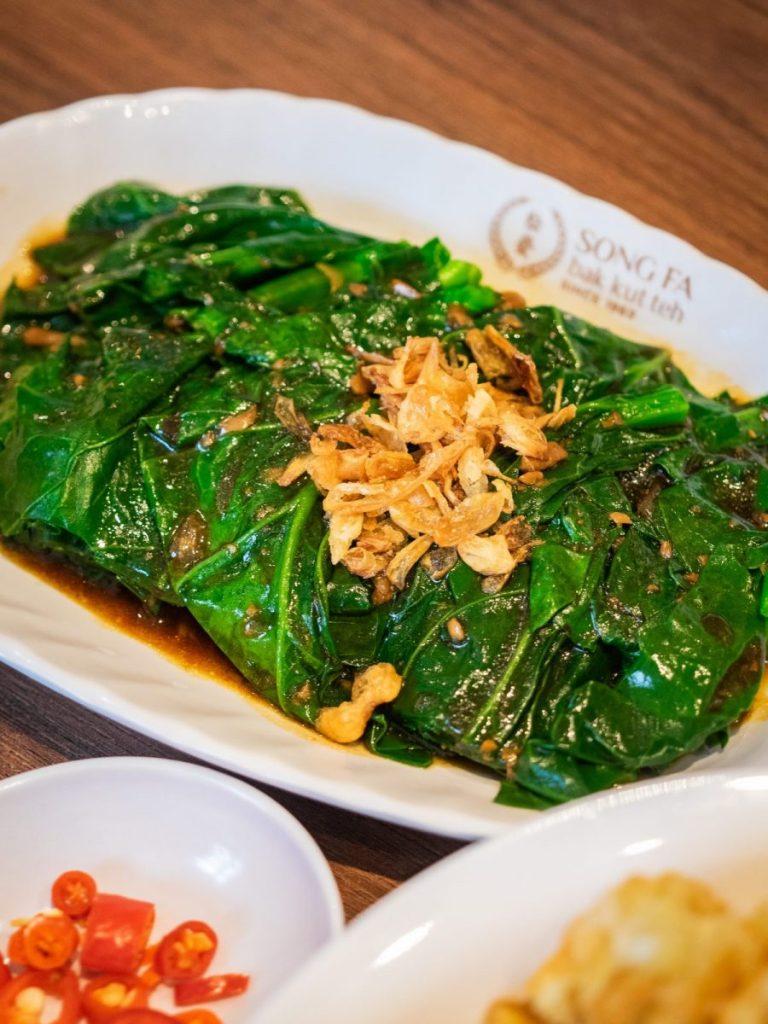 Song Fa BKT - The First Michelin Guide's Bib Gourmand  Award Restaurant in Medan 18