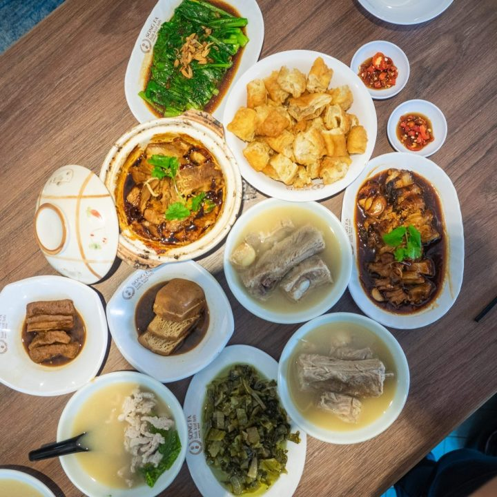 Song Fa BKT - The First Michelin Guide's Bib Gourmand  Award Restaurant in Medan 20