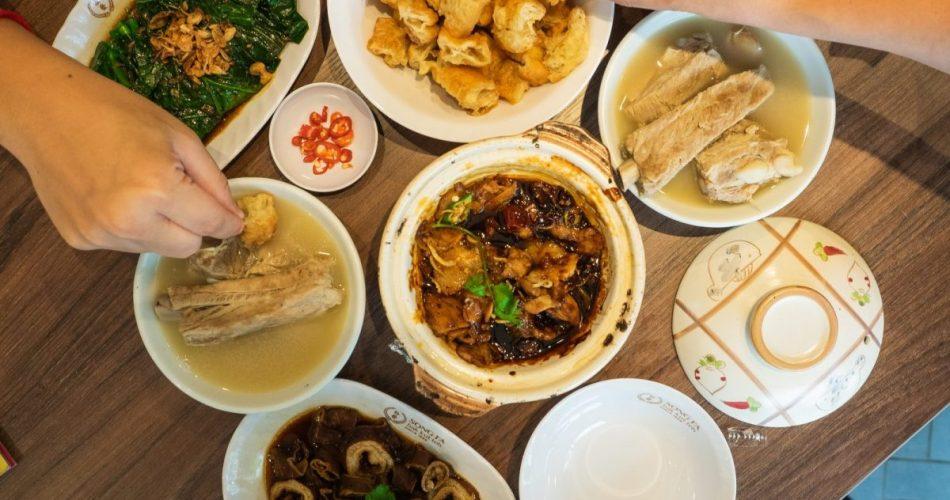 Song Fa BKT - The First Michelin Guide's Bib Gourmand  Award Restaurant in Medan 1
