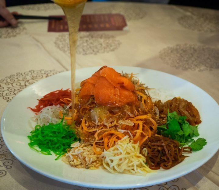 Regale Palace Restaurant: Sebuah Tradisi Makan Malam Imlek 23