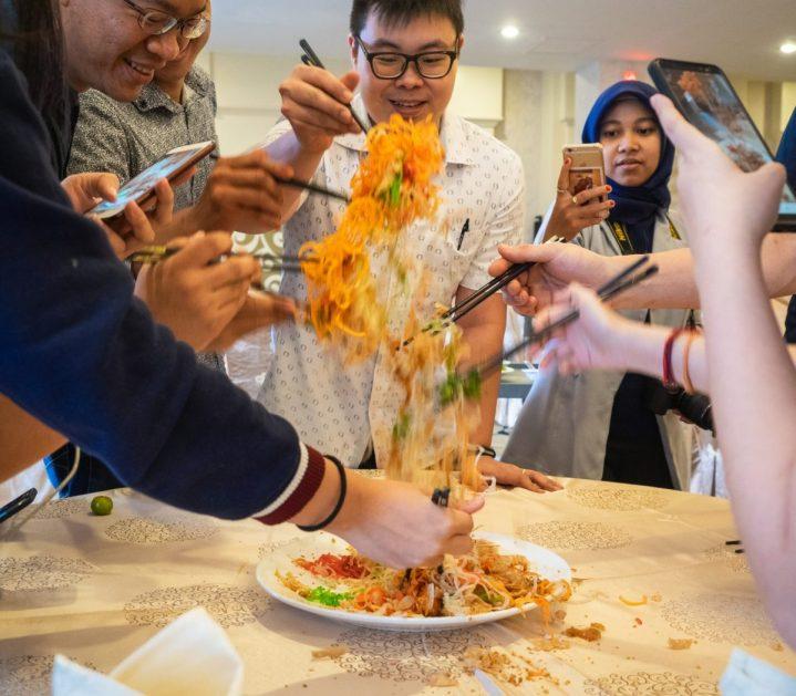 Regale Palace Restaurant: Sebuah Tradisi Makan Malam Imlek 25