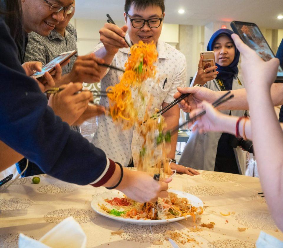Regale Palace Restaurant: Sebuah Tradisi Makan Malam Imlek 24