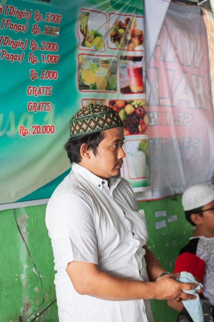 Ayam dan Ikan Bakar Halimah - BBQ à la Indonesia 2
