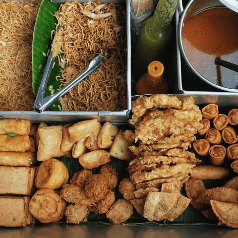 100 Must Eat Local Street Food in Medan 2019! 114