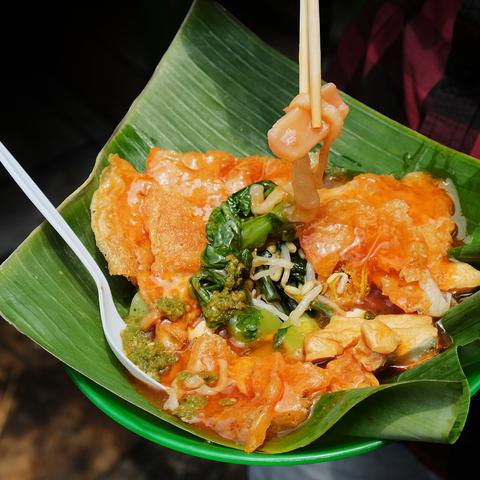 100 Must Eat Local Street Food in Medan 2019! 113