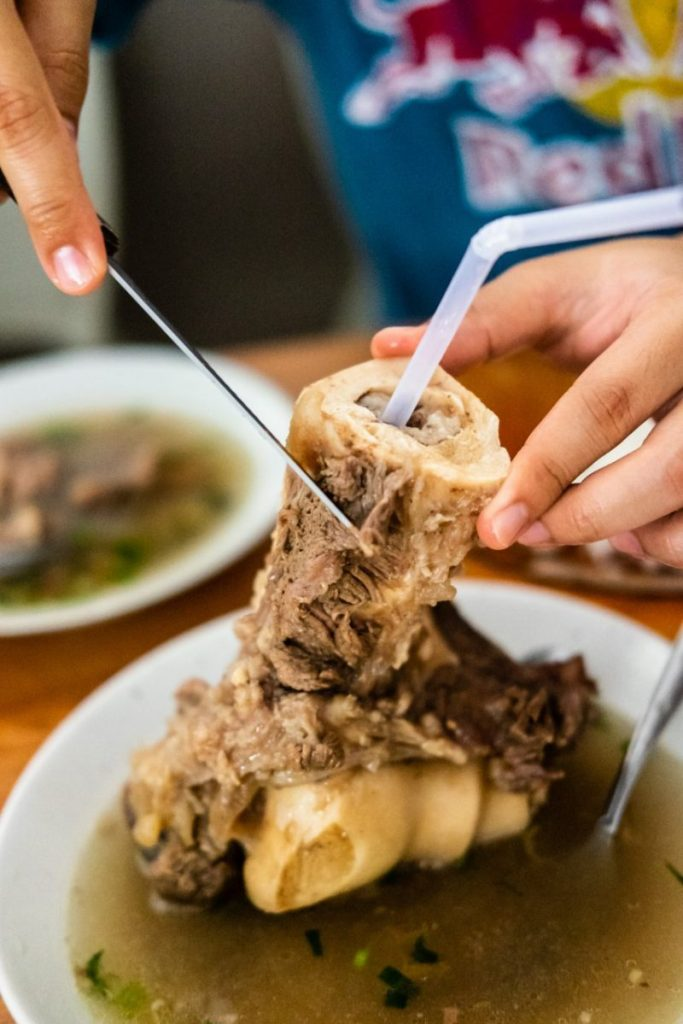 rm sipirok tulang sum sum medan makanmana kuliner medan
