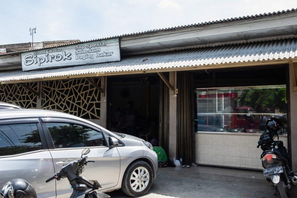 rumah makan sipirok