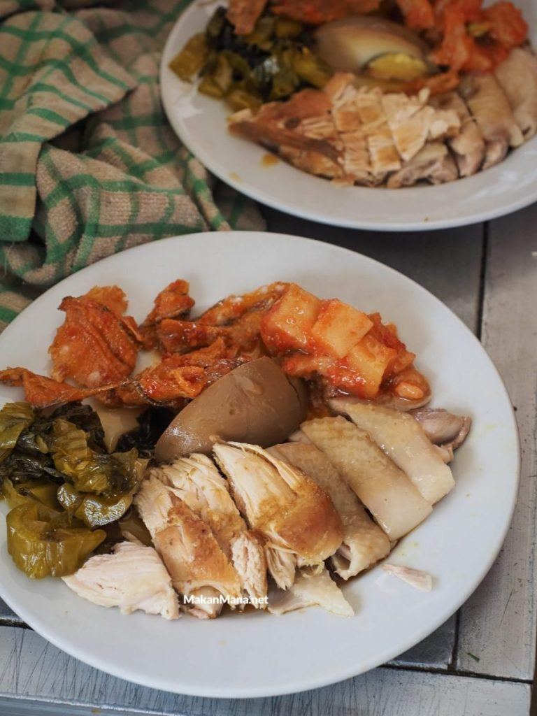 acuan pek cam kee ayam rebus medan kuliner medan