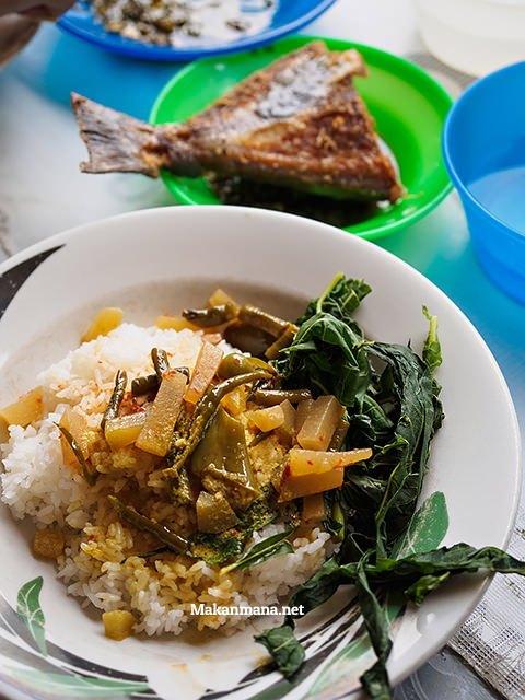 warung nasi cabe ijo kejaksaan