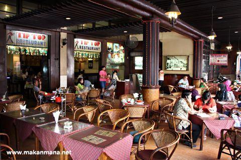 tip top restoran restaurant medan
