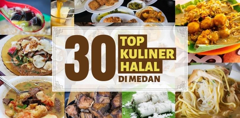 Ini Dia 30 Kuliner Halal Di Medan Yang Wajib Kamu Coba! 1