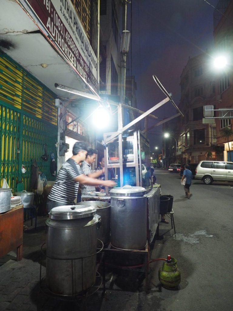 sup kambing kumango medan halal
