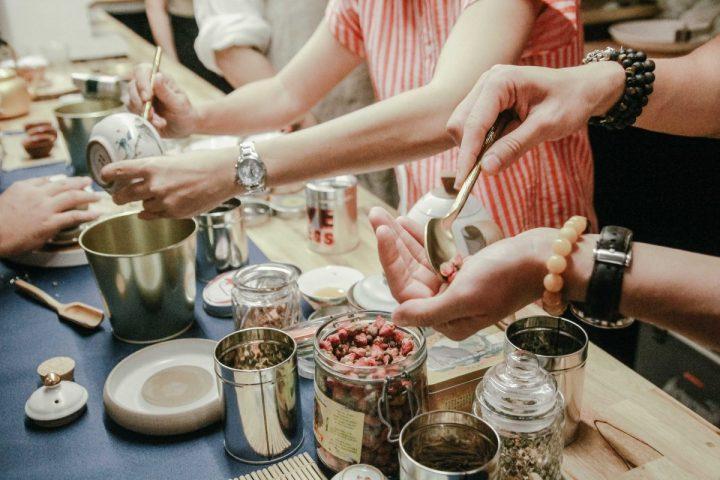 Tea Blending: Cara Terbaik Campurin Teh Sana Sini 5