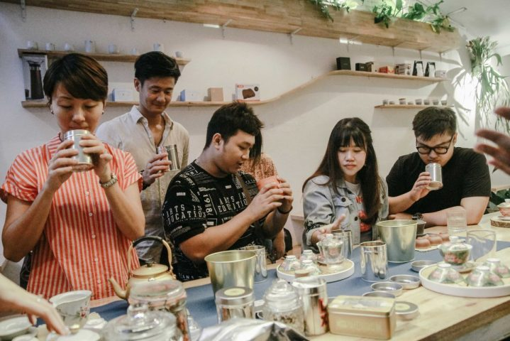 Tea Blending: Cara Terbaik Campurin Teh Sana Sini 16