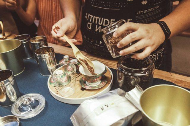 Tea Blending: Cara Terbaik Campurin Teh Sana Sini 8