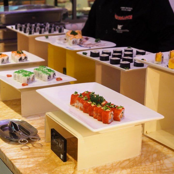 JW Marriott & Konsulat Jepang Menghadirkan Japanese Food Festival di Medan 13