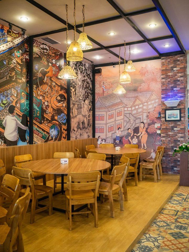 Nikmatnya 5 Kuliner Khas Thailand di Gang Aroy 5