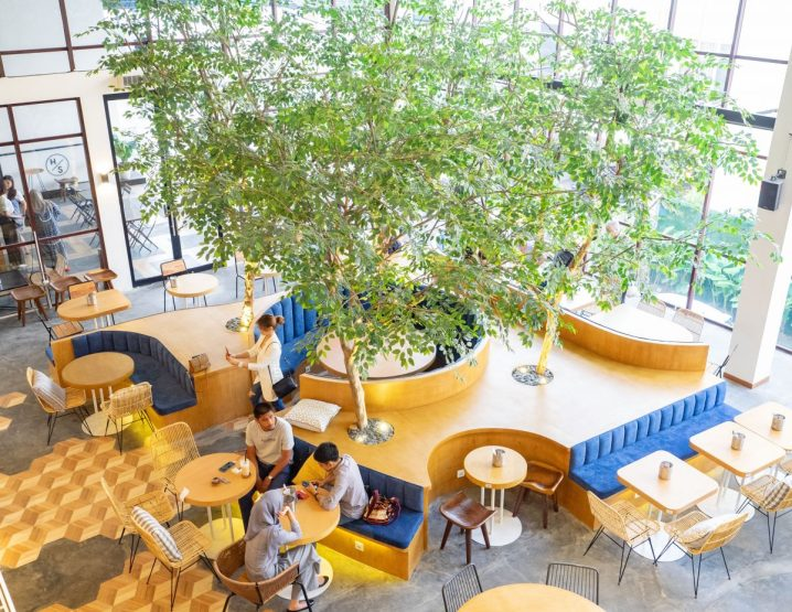 New Spot in Town! Higher Steps Dining – Resto Casual yang Instagrammable