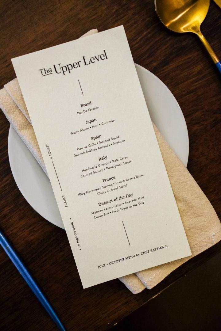 The Upper Level — Fine Dining di Medan, Serasa Dibawa Keliling Dunia 28