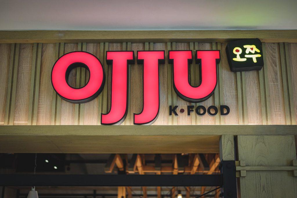 Ojju K-Food Medan