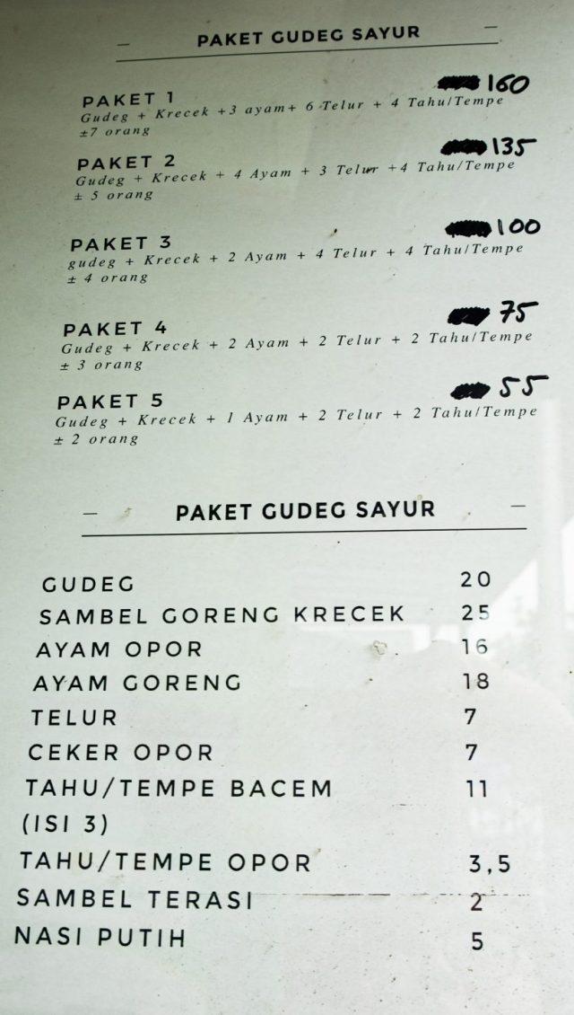 Gudeg Jogja Bu Ari—Tweaked Biar Cocok Dengan Lidah Lokal 6