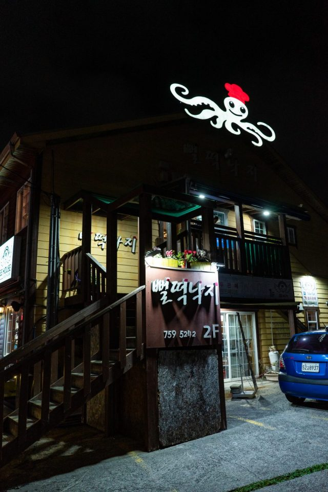 Makan Gurita Hidup-Hidup—Makanmana South Korea Trip Part I 18