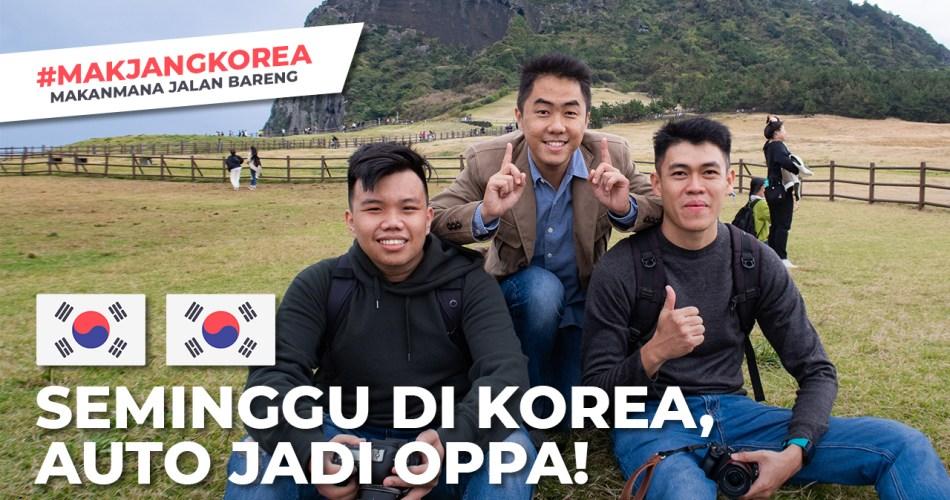 Makan Gurita Hidup-Hidup—Makanmana South Korea Trip Part I 1