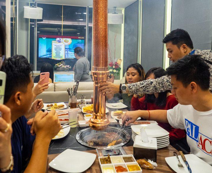 ALL YOU CAN EAT! Steak 21 Buffet di Deli Park Podomoro Medan 18