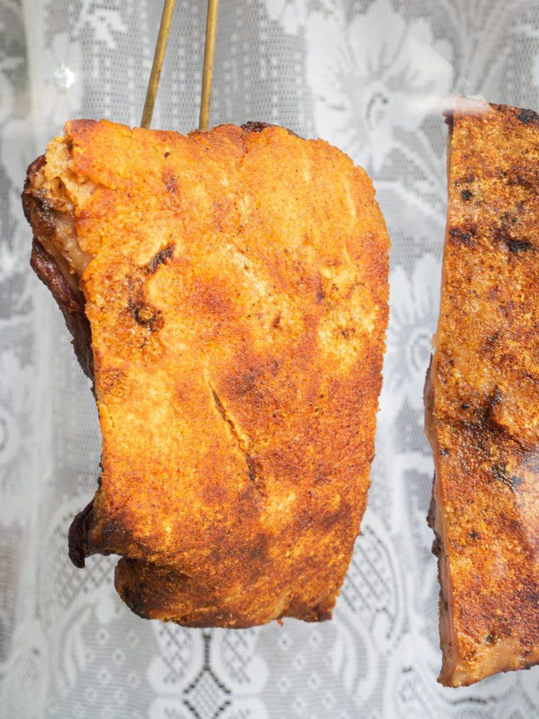 Big Slab of Siobak a.k.a Roast Pork Belly