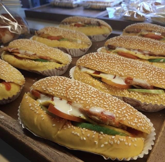 roti Euro Bakery kuliner medan