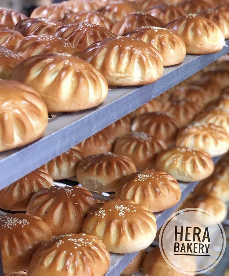 roti Hera Bakery kuliner medan