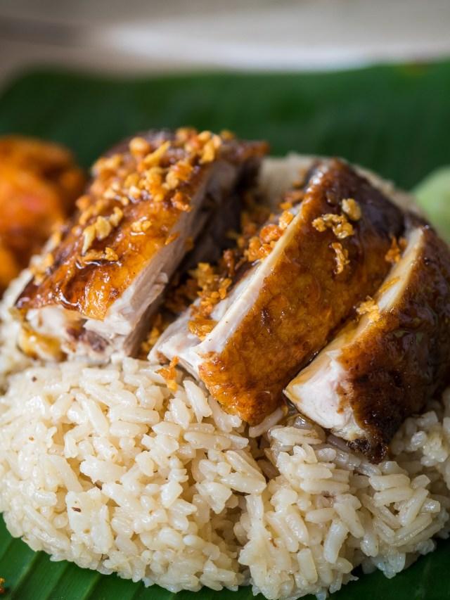 5 Nasi Ayam Wajib Coba di Medan