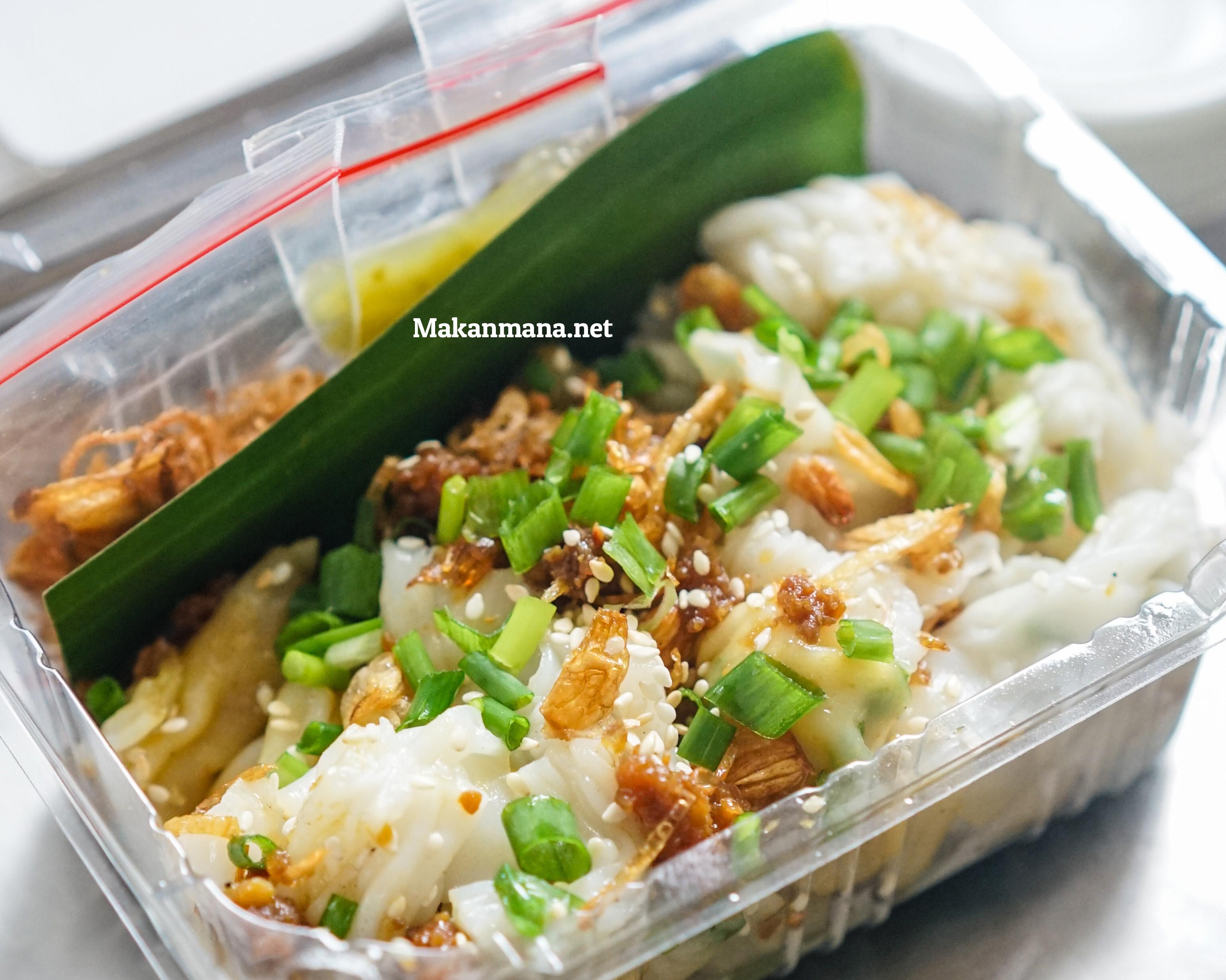 5 Outlet Cheong Fun Paten, Medan Punya!