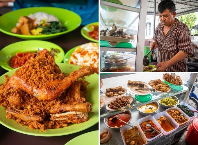 Kedai Nasi Ramadhan – Ayam Gorengnya Top Markotop !