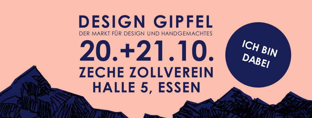 Design Gipfel in Essen und Münster