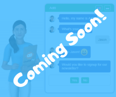 Coming Soon Chatbots