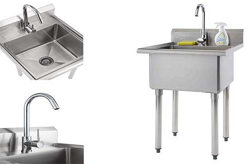 top 10 best laundry sinks reviews in 2021