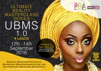 Flyer Design: Ultimate Beauty Masterclass Series by POPs ...