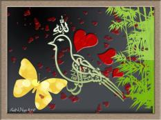 My Islamic and digital works + different forms of - 194438040689951