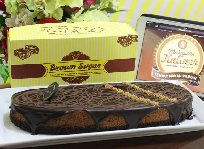 American brownies Brown sugar - Foto: Edwin