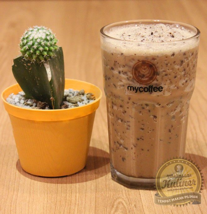 Ice Blended Cofee Toraja Chip. Rp 23.000 - Mycoffee