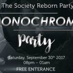 The Society Reborn Party – Monochrome Party at Melia Makassar