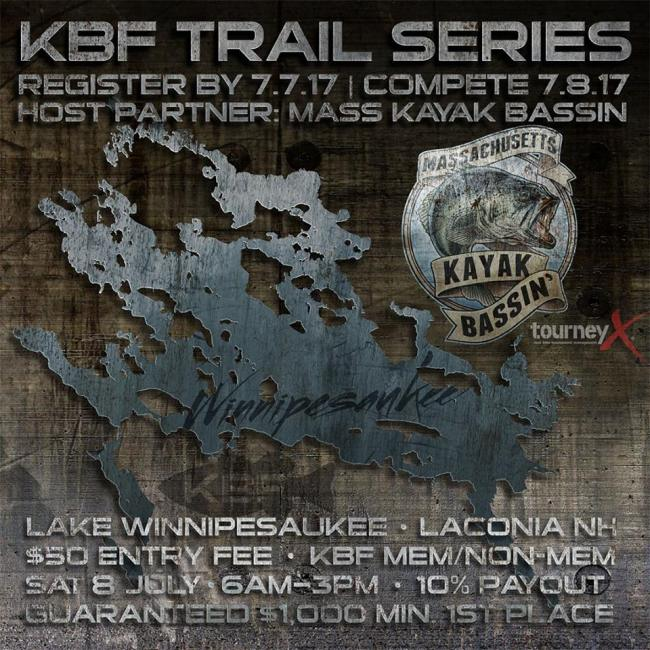 Lake Winnipesaukee KBF Trail Event