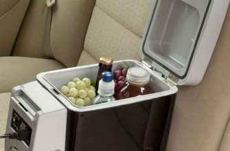 рейтинг лучших автомобильных холодильников от прикуривателя