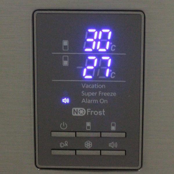 Не морозит верхняя камера в холодильнике Samsung с системой No Frost