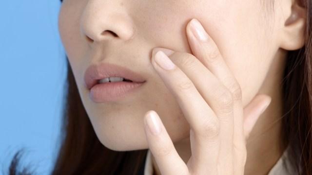化粧と肌荒れ
